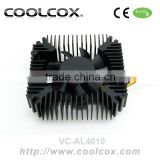 CoolCox Graphic card cooler,Chipset cooler fan VC-AL4010,hole to hole distance 55mm,suitable for Nvidia GeForce,ATI graphic card