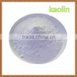 glaze apllication powder shaple calcined white kaolin 325mesh