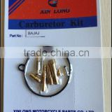 carburetor rebuild kit motorcycle parts carburetor repair kit BAJAJ