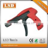 Germany style nylon cable fanstening tool for cable and wire cable tie tensioning tool LS-600A cable tie gun
