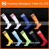 alibaba Long bulk custom colorful football basketball soccer socks ,knee high football socks