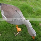 Wholesale Durable & Light Weight Flocked Fullbody Greylag Goose Decoy Hunting Decoys