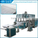 LDPE Three Layer Air Bubble Film Machine Three Screw Extruder 1500mm 200kg/h for Packaging