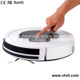 2016 New Automatic Robot Vacuum Vacum Cleaner Sweeping Mopping