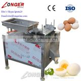 CE Approved Chicken Egg Breaking Machine/Quail Egg Peeling Machine
