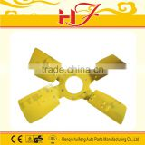 Russia mtz tractor parts 4 fan blade 245-1308040-A