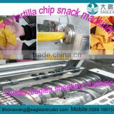 Doritos tortilla chip machinery /making machine/manufacture