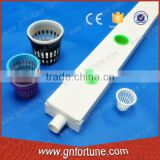 Dongguan supplier plastic net cup for nft channel