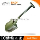 heavy duty germany style military camping shovel