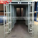 Manufacturer Walk Through Scaffolding Frames H Frame Scaffolding Ladder Frame Scaffolding