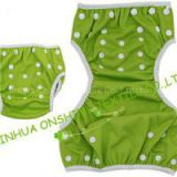 PUL Solid Color Baby Swimming Pants