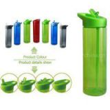 Plastic Water Bottle K101 630ML Tritan Carbon Filter Water Bottle Water Bottle With Straw