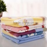 25*25cm New Born baby hand towel organic Gauze Handkerchief Washcloth M7041707