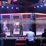 Customised boxing soviet-style target mma octagon fighting cage