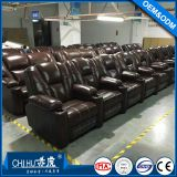 Popular home theatre recliner sofa,luxury vip cinema seats