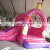 inflatable planetarium dome tent for sale/Outside Inflatable Castle Slide /Colorful Jumping castle