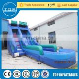 Plato water floating playground aqua park inflatable pool slides for inground pools China factory