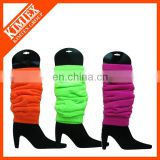2017 Wholesale knit leg warmers