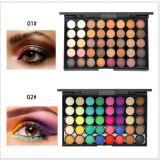 eyeshadow palette 40 color private label eyeshadow palette Smoky eye color palette eyeshadow