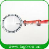 hot sale custom mini plastic glass magnifying