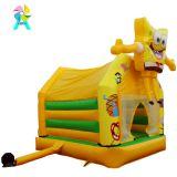 High quality SpongeBob bounce house Inflatable bouncer jumping castle