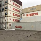 Our company sells old containers in Shanghai