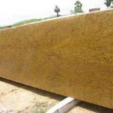 Golden yellow granite slabs granite floor tiles wall tiles construction stone