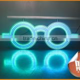 2015 new invention products optician advertising led optical sign, neon glasses sign, optical glasses display