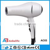 professional hot air brush dryer comb 1200w hair