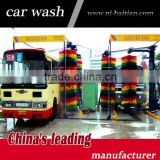 Famous brand Automatic Bus wash machine with 4 brushes, auto bus/truck wash machine