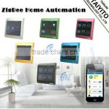 Taiyito smart home manufacture wireless remote control touch screen light control switch zigbee light bulb