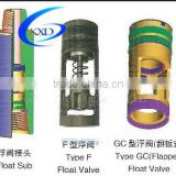 drill pipe float valve/oilfield float valves sub with competitive price