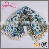 Paisley Scarf Long Soft Stole Style Fashion Women Girl Viscose Shawl for wholesale ,type of scarf for women