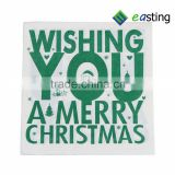 33*33 cm Raw materials Merry Christmas Theme printing paper napkin