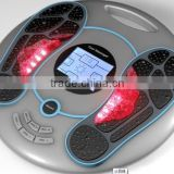 New Best Infraed Blood Circulation Foot Massage Machine, Electric Vibrating Blood Circulation Foot Massager Devices