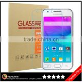Keno High Quality Anti-fingerprint Tempered Glass Premium Real Film Screen Protector for Samsung Galaxy J1 Ace /J110