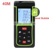 Digital Handheld Laser Distance Meter, Measuring instrument Distance 40 Meter