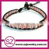 NTB0039 wholesale pink african friendship bracelets