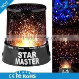 ABS night light sky star baby projector