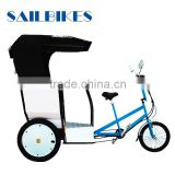 Electric Velo Taxi Pedicab Rickshaw