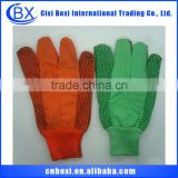 High quality China supplier hot sale safety gloves,open end cotton polyester glove yarn