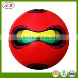 Promo Rubber Playground Balls with Custom Logo soccer ball
