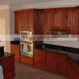 custom made solid wood kitchen cabinets wall mounted cabinet for sale