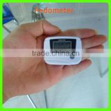 Electronic best pedometer & pedometer step counter & fitbit flex belt clip pedometer