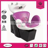 beauty equipment shampoo bowl chair with 9 year Gold Supplier