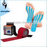 new products 2016 Athletes Muscle Pain Relief tape Adhesive Precut Kinesiology Tape
