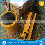 single acting flat jack 100 ton hydraulic cylinder                                                                                                         Supplier's Choice