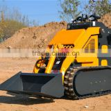 ZOT brand mini skid steer loader crawler type TS280 with Briggs&Stratton engine from USA