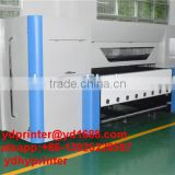 Digital inkjet roll to roll silk printing machine, multicolor fabric textile printing machine in China