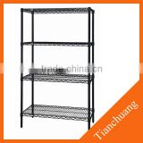 New Design Folding Storage metal shelving for kitchen